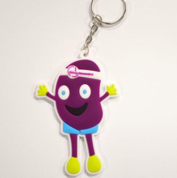 Mini Beanie Key Ring